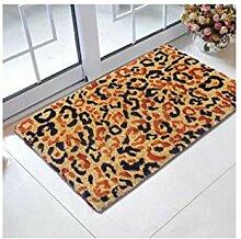 Qiaoquanbao &Europäischer Teppich Fußmatte mit