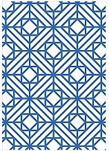 Qiaoquanbao &Europäischer Teppich Geometrische