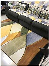 Qiaoquanbao &Europäischer Teppich Teppich Mosaik