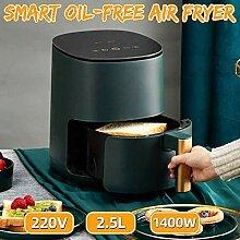 QIDOFAN Air Fryer. 1400W 2.5L Elektro-Fritteuse
