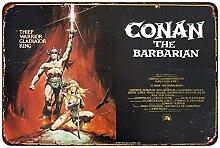qidushop Conan The Barbarian Schwarzenegger