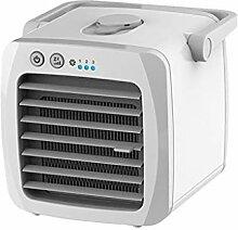 QIMANZI Mini Tragbarer Luftkühler,4 IN 1 Mini