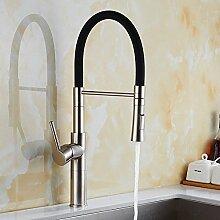 QIMEIM Küchenarmatur Wasserhahn Wasserhahn