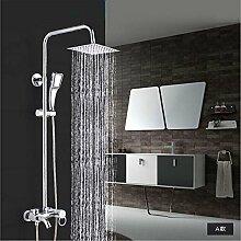 QIMEIM Waschbecken Wasserhahn Armatur Bad