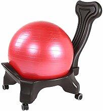 QIN Classic Balance Ball Chair -