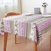 QINCH KITCHEN Frische pastoralen Stil Tischdecke