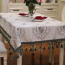 QINCH KITCHEN Neue europäische Tischdecke