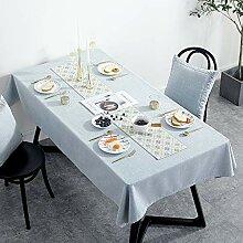QINCH KITCHEN Tischdecke Stoff Nordic modern