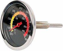 QINGRAN 50-800 Grillherd Thermometer Kochwerkzeug