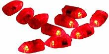 qingsb LED-Lampe, wasserdicht, kugelförmig, für