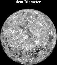 QIUXIANG Bubble-Glaskugel-Handwerk Feng Shui