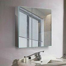 Qiyang spiegelschrank Bad 60 cm breit