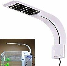 QIZIANG 10W SMD5730 24 LED Aquarium Licht Clip