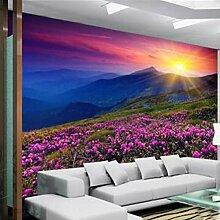 QJHLG Fototapete Vlies 3D Wandbild Aufkleber Für