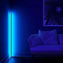 QJUZO LED Stehlampe Wohnzimmer Dimmbar Mit