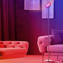QJUZO Smart RGB Wohnzimmer Stehleuchte Moderne LED