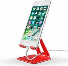 QJXSAN Handy-Ständer Desktop-Handy-Ständer
