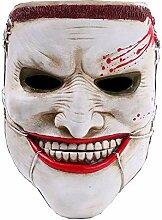 QJXSAN Tod Familie Maske Halloween Horror
