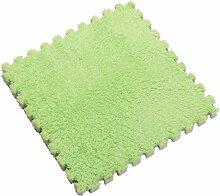 Qlan Foam Carpet, Teppich Teppichfliesen für