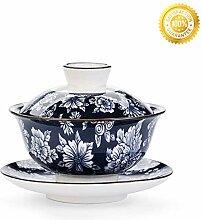 QMFIVE Teetassen-Set, chinesisches traditionelles