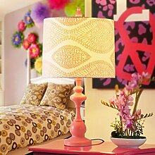 QMPZG-schlafzimmer, eine lampe zu hause dekoration schlafzimmer lampe, moderne lampe