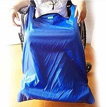 QMZDXH Fußsack Schlupfsack,Rollstuhlschlupfsack