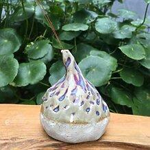 qnmbdgm Vase Lahuahua Keramisches