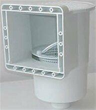 QP Skimmer Pool Produkte hohe Liner, Schwarz,
