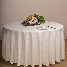 QPG Hotel Tischtücher Runder Tisch Gastronomie