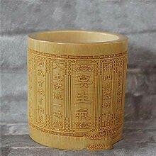 Qpw Bamboo Pen Halter Original ökologische