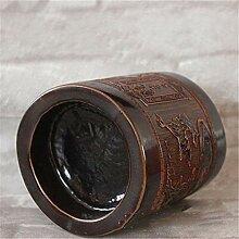 Qpw Bambus Vase Antik Bambus Vase
