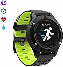 Qpw Fitness-Tracker, intelligente Uhr,