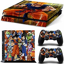 QPZYB Game Sticker Controller Haut PlayStation4