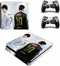 QPZYB PS4 Slim Skin Aufkleber für Playstation 4