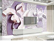 Qqasd anpassen tapete für wände 3d