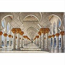 Qqasd Luxuriöse Atmosphäre Tapete für Wände 3
