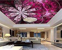 Qqasd Tapeten Europäischen Luxus Kunst Blumen