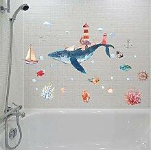 Qqasd Unterwasserwelt Whale City Baby