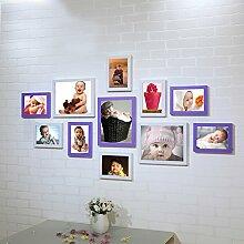 QQB & Wandmontage Design Kinder Kunst Foto Wand