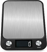 QQSGBD 10 kg Große Digitale Küchenwaage