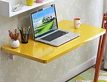 QQXX Massivholz wandbehang computertisch klapp