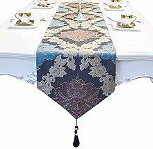 QRFDIAN Tischfähnchen Tischläufer Tischtuch