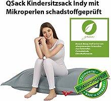 QSack Kindersitzsack Indy, mit Sitzsack