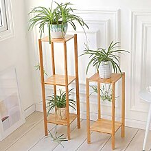 Qshape Bambus-Blumen-Feld Multi-Layer-Kreativ