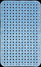 QT Bad Dusche Anti-rutsch-matte,Badezimmer Dusche Massagematte,Chuck Badematte-D 60x90cm(24x35inch)