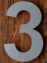 QT Moderne Hausnummer - 15.2 Zentimeter -