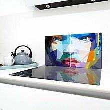 QTA | Herdabdeckplatten 2X 40x52 cm Ceranfeld