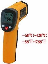 Qtavyep Infrarot-Thermometer Tragbare