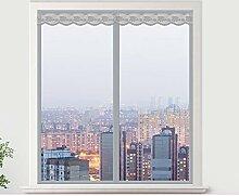 QTQHOME Magnetische Fenster,Anti-Mosquito Schwerer