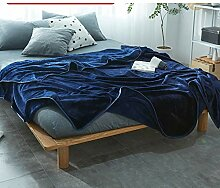 QTQHOME Super Weich Gedruckt Flanell-Decke,Warm